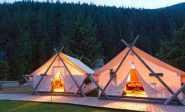 glamping, la nueva forma de acampar en mariaorsini