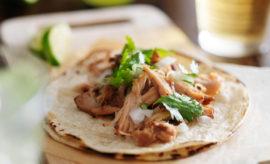 Tacos regionales de méxico, tipos de tacos