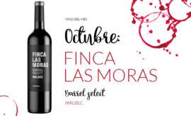 el vino del mes maria orsini: finca las moras malbec 2015