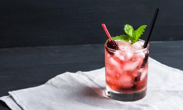 Vodka Zarzándano