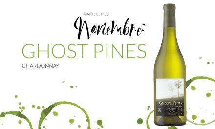 Noviembre: Ghost Pines Chardonnay