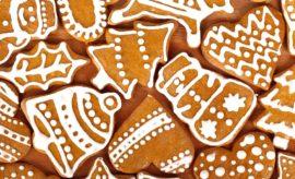 Las galletas de jengibre y su historia