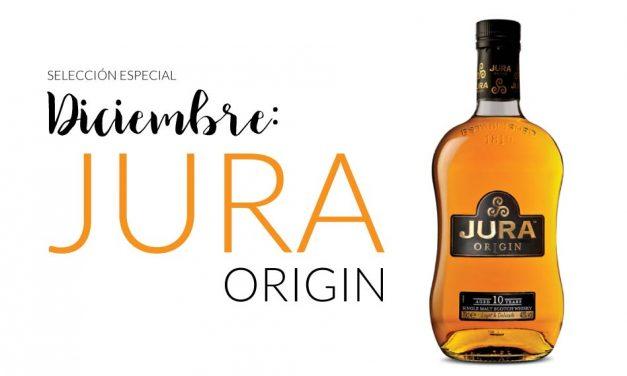 Edición especial diciembre: Jura Origin