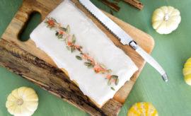 Panque de pumpkin spice, o receta de panque de especias y calabaza