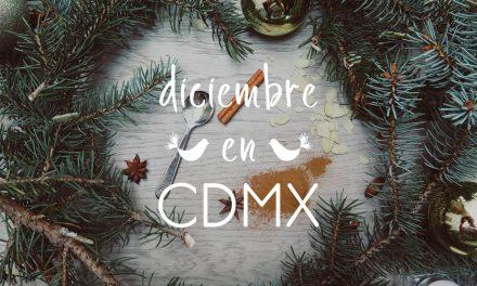 Diciembre en México… me gustó